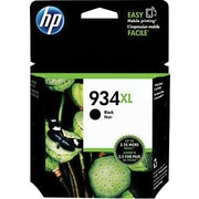 HP - Cartouhe d'encre originale 934 XL noire, haut rendement
