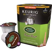 Keurig® 2.0 K-Carafe™ Pack Green Mountain® French Roast Coffee, 8/Pack