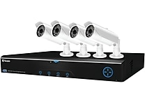 Swann SWHDK-482004-US Platinum-HD 1080p Sdi DVR with 4 Shd-870 Cameras 4 Channel