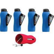 AdNArt  Beat Water Bottle, Blue