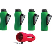 AdNArt  Beat Water Bottle, Green