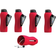 AdNArt  Beat Water Bottle, Red
