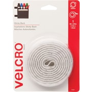 Velcro® 90087 Sticky Back Tape, White
