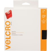 VELCRO(R) brand Sew-On Tape 1-1/2X15', Black