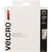 VELCRO(R) brand Industrial Strength Tape 2X10', White