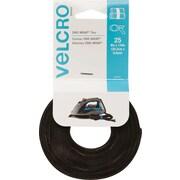 VELCRO® Brand ONE-WRAP® Straps, Black, 25/Pack