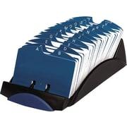 "Rolodex™ Card Tray, 500-Card, 2-1/4"" x 4"""
