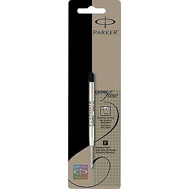 Parker® - Recharge pour stylo à bille, pointe fine, noir