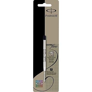 Parker® Ballpoint Pen Refill, Fine, Black