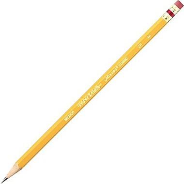 Papermate® - Crayons Mirado, n° 4 2H, dure, paq./12