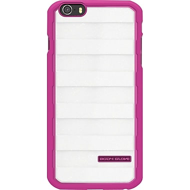 Body Glove Rise Case for iPhone 6, Raspberry White Shimmer