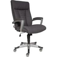 Sealy Santana Fabric Executive Chair, Gray