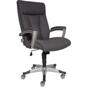 Sealy Santana Fabric Executive Chair, Gray