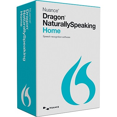 Nuance Dragon NaturallySpeaking Home V13, French