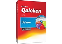 Quicken 2015 Deluxe for Windows (1 User) [Boxed]