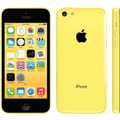 Unlocked GSM 4G Apple iPhone 5c Yellow Smartphone