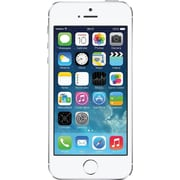 Unlocked GSM 4G Apple iPhone 5s White/Silver Smartphone