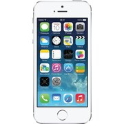 Unlocked GSM 4G Apple iPhone 5s 32GB White/Silver Smartphone