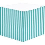 Poppin Aqua Memo Cube