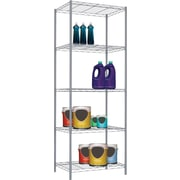 Sunbeam 5 Tier Wire Shelving Units