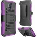 i-Blason Prime Series Samsung Galaxy S5 Case, Purple