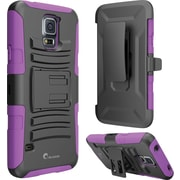 i-Blason Prime Series Samsung Galaxy S5 Case, Purple