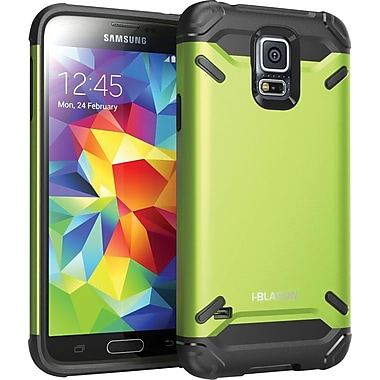 i-Blason Armadillo Series Samsung Galaxy S5 Case, Green