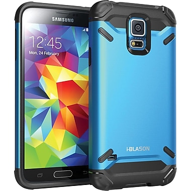 i-Blason Armadillo Series Samsung Galaxy S5 Case, Blue
