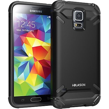 i-Blason Armadillo Series Samsung Galaxy S5 Case, Black
