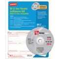Staples® 2014 Tax Forms, W2 Tax Software Kit, 24/Pack
