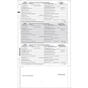 "TOPS® 2015 1042S Tax Form, 1 Part, Cut Sheet, White, 8 1/2"" x 14"", 500 Sheets/Pack"
