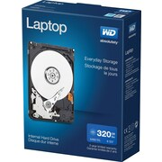 WD WDBMYH0010BNC Mainstream for Laptops Internal Hard Drive, 1TB