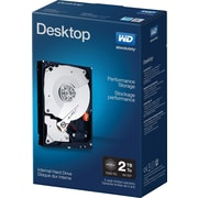 WD Desktop Performance 2TB SATA 6 Gb/s Internal Hard Drives