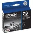 Epson 78 Black Ink Cartridge (T078120)