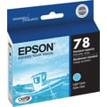 Epson 78 Light Cyan Ink Cartridge (T078520)