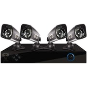 Night Owl 8 Channel PRO 960H DVR, Smart Device Remote Playback/Viewing, 4 x 700 TVL Bullet Cameras - with 1 TB HDD
