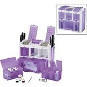Ultimate Tool Caddy, Purple