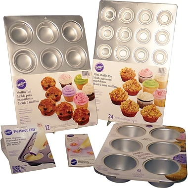 Wilton Muffin Pan Collection