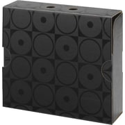 Smead MO® File Case Wrap, Letter Size, Black Circles