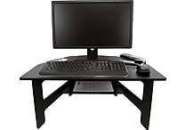 Victor Technology DC100 High Rise Stand-Up Desk Converter