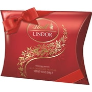 Lindt LINDOR Milk Chocolate Truffle Pillow Box, 9.3oz