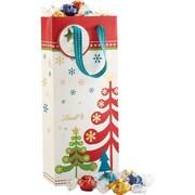 LINDOR Holiday Trees Gift Bag