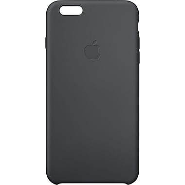 Apple® iPhone® 6 Plus Silicone Case, Black