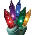 GE 100 Count Christmas Lights Multi-Color