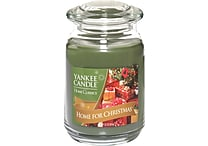 Yankee Candle® Home for Christmas Candle, Large Jar