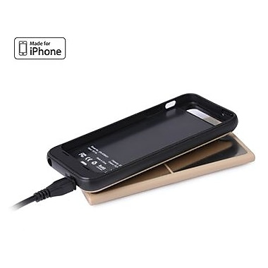 IPM MFI iPhone 5/5s External Battery Case, Beige