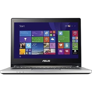 ASUS Touchscreen 13.3-Inch Convertible Laptop (TP300LD-RHI5T15)