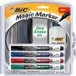 BIC® Magic Marker® Pocket Style Dry-Erase Marker Kit