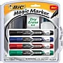 BIC® Magic Marker® Tank Style Dry-Erase Marker Kit