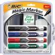 BIC® Magic Marker® Tank Style Dry-Erase Marker Kit